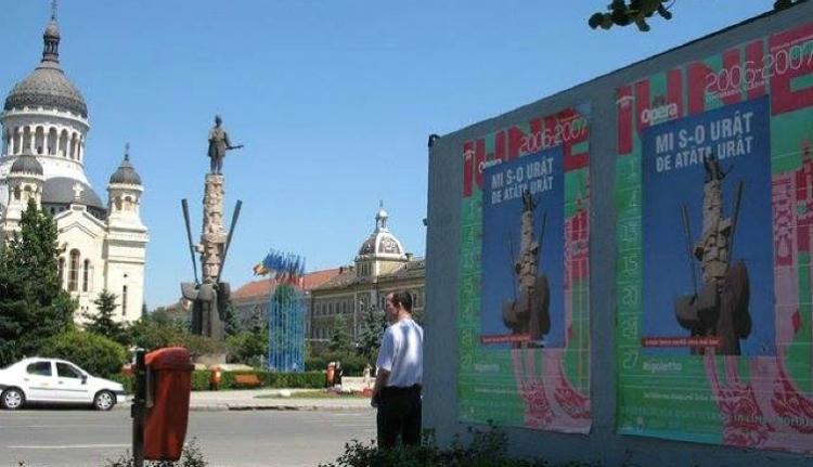 Felújítják a teret, de vajon mi lesz Avram Iancu szobrával?