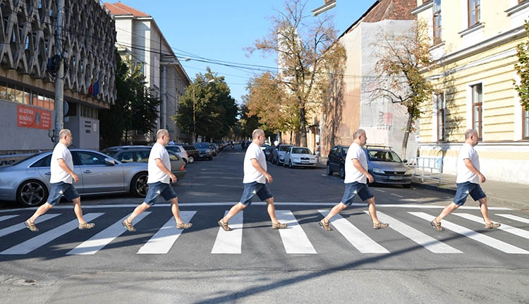 Ahol a gyalogos lesz az úr – élhetőbb térré alakítják Erdély egyik leghíresebb utcáját
