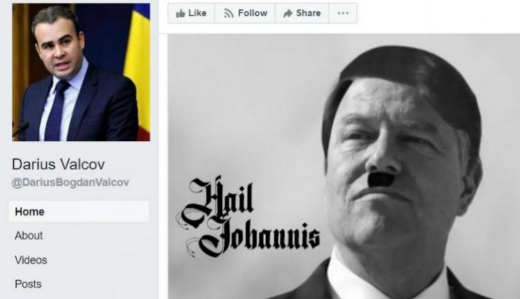 Borsosan megfizet a kormányfő tanácsadója, mert Hitlerhez hasonlította Iohannist