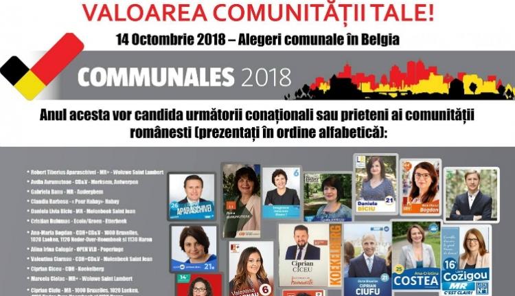 Nem rúgtak labdába a román jelöltek a belgiumi választásokon