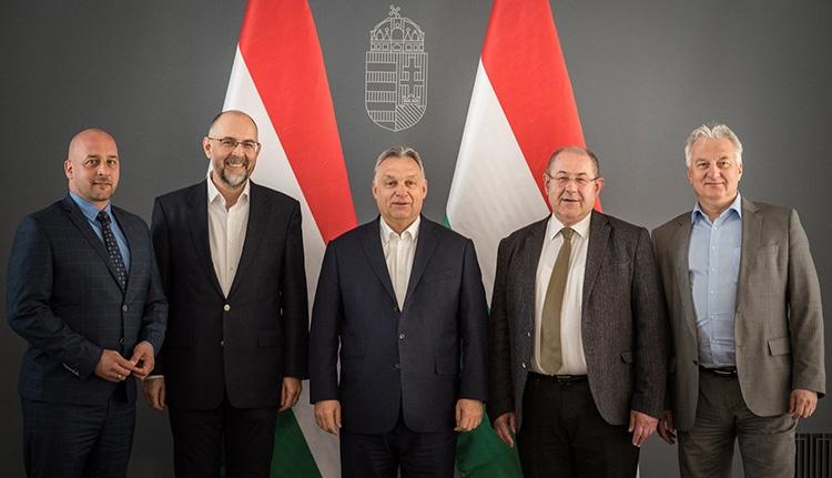 Orbán Viktorral kampányol májusban az RMDSZ