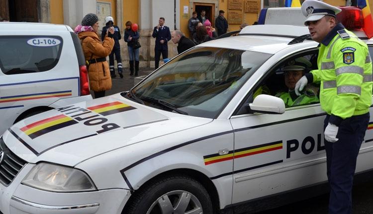 Ittasan vezető rendőröket fogtak a rendőrök