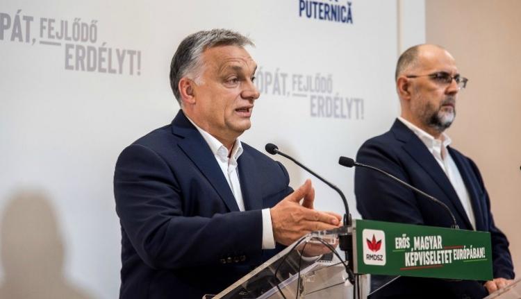 …és Orbán Viktor kimondta: az RMDSZ listájára kell szavazni május 26-án (VIDEÓval)