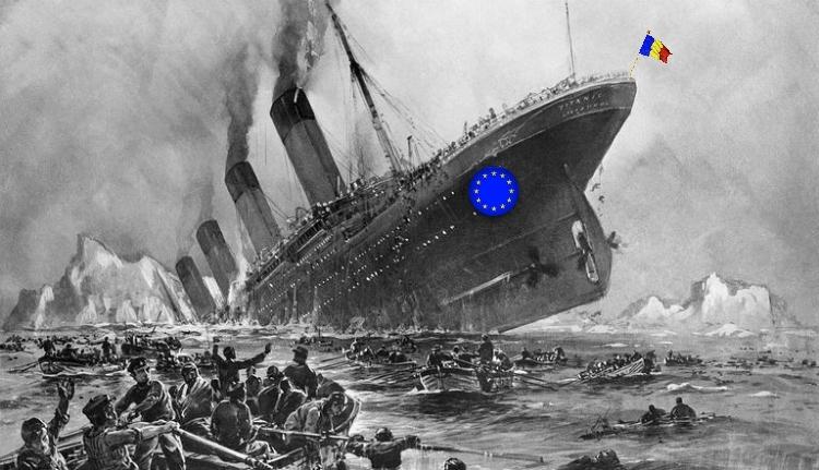 Ördögi tánc az európai Titanicon