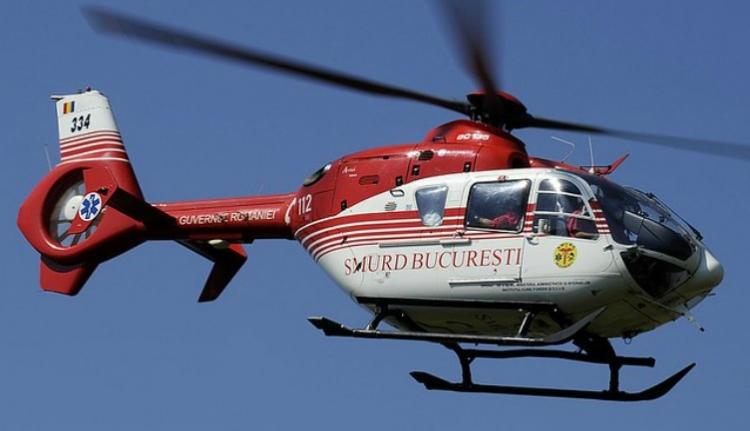 Fájt a hasa a szenátornak, mentőhelikopterrel vitette magát Bukarestbe