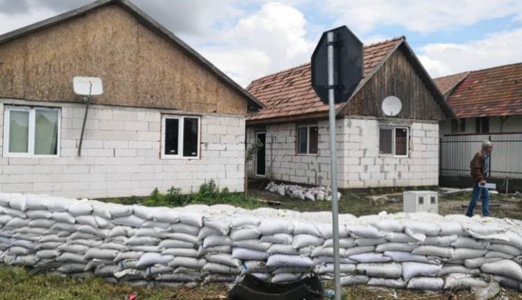 Egyetlen megyében harminchárom településen pusztított az árvíz