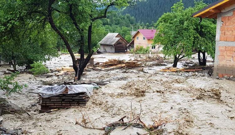 34 településen okozott áradást a tegnapi felhőszakadás