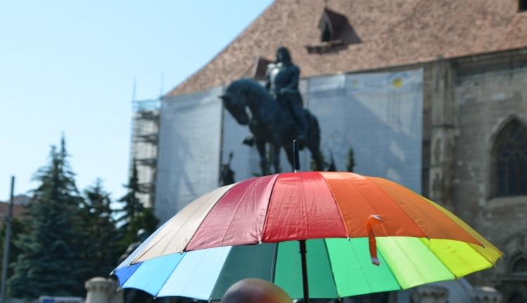 Ilyen szivárványos kavalkádot se látott még Mátyás király, mint a Pride-on (FOTÓK)