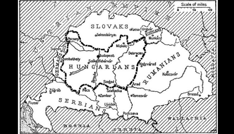 Ausztria–Magyarország és a román, szerb, olasz irredentizmus