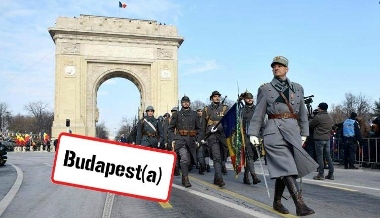 El akarja foglalni szimbolikusan Budapestet az 1919-es román megszállás centenáriumán?