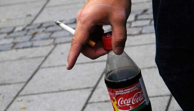 Ön dohányzik, és szereti a cukros üdítőket? Akkor van egy rossz hírünk