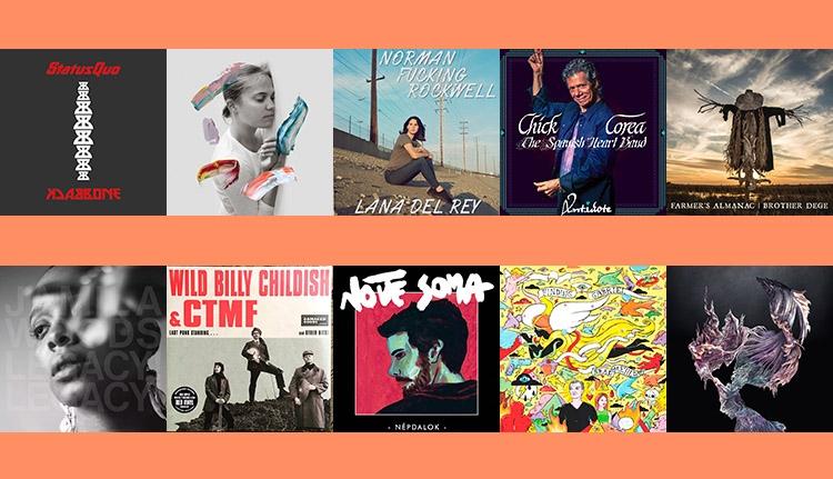 Bőrdzsekis népdalok, gondűző jazz, táncba rántó rakenroll – ezeket a lemezeket ajánljuk a nyárra