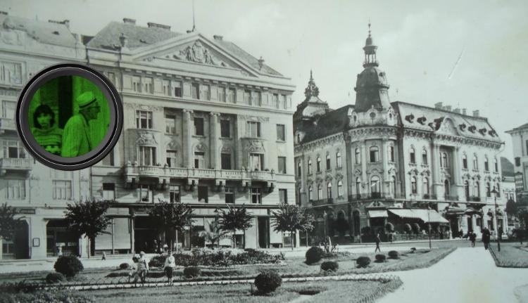Kolozsvár moziba megy, találkozik magával és kirázza a hideg
