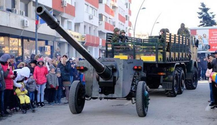 A román hadsereg hosszú útja a XXI. század felé
