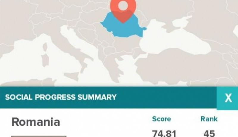 Persze eddig is tudtuk, hogy Romániában nem verdesi az eget az életminőség, de azért lelombozó ezt számokban is viszontlátni