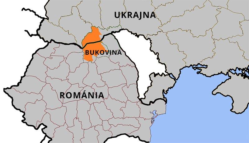 """A románok és """"Bukovina megszállása"""""""