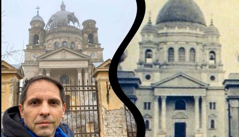 Úgy pusztul a Bánságban a magyar épített örökség, hogy az már a románoknak is fáj