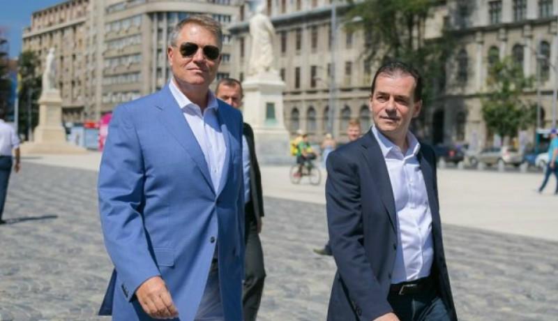 Előre hozott választást erőltet Iohannis és Orban, de nem árulják el, hogyan akarják kikényszeríteni