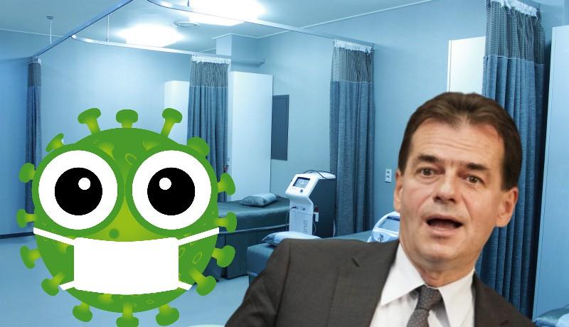 Ha esetleg aggódott volna: megvan Ludovic Orban koronavírus-tesztjének az eredménye