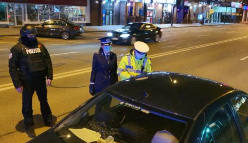 Döbbenetes összegű bírságot osztottak ki a rendőrök a kijárási korlátozások megsértése miatt