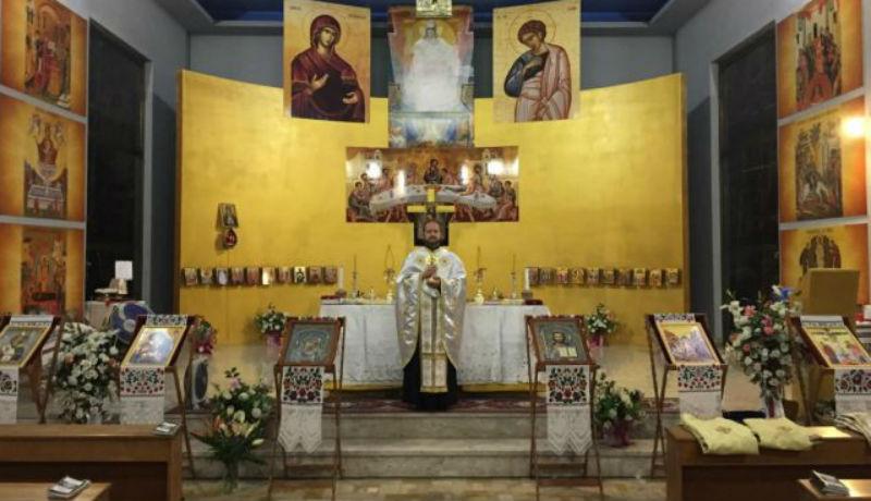 Hiába zárkóztak be a templomba, lebuktak az ortodox húsvétkor kijárási tilalmat sértő románok Olaszországban