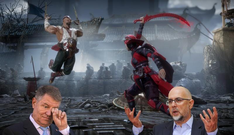 Kelemen Hunor felmosta a hajópadlót Iohannisszal. Szerinte az elnök egy gyűlöletet köpködő robot, és alkalmatlan is