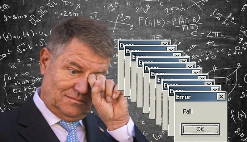 Iohannisnak rossz papírt nyomtak a kezébe az iskolakezdésről, ezért elnézést kér mindenkitől
