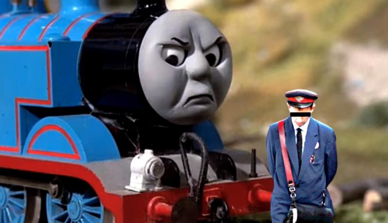 Világjárvány van? Jön a bakter a vonaton és azt mondja, hülyeség, vegyék csak le a maszkot! (VIDEÓval)