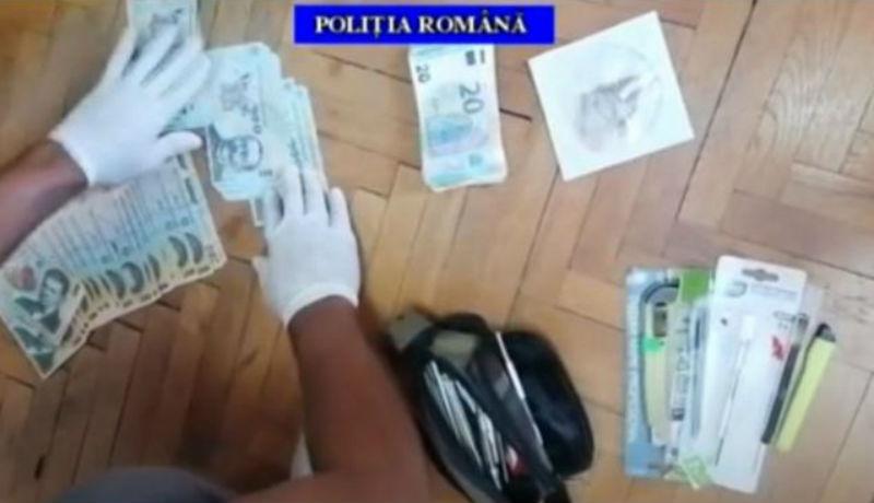 Pofátlanság kimaxolva: filctollal felturbózott hamis pénzzel próbáltak menőzni egy banda tagjai