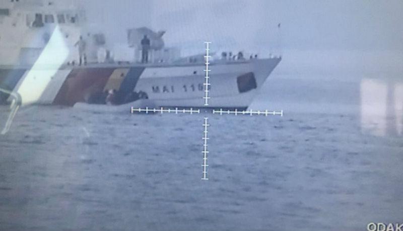 Azzal gyanúsítják a román parti őrség hajóit, hogy veszélyeztették az Európába tartó bevándorlók életét