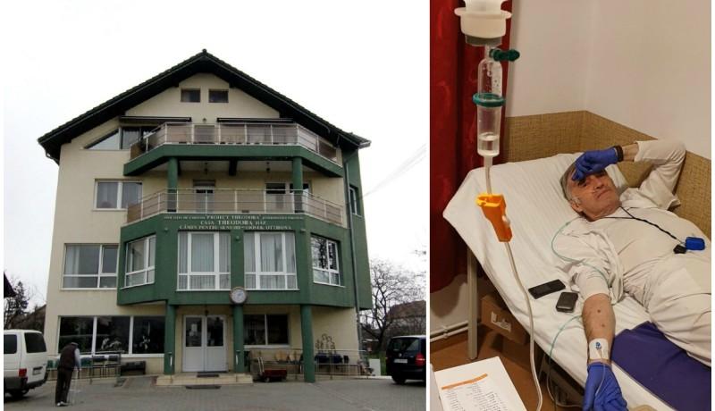 Orvos nélkül maradt egy kolozsvári idősotthon, ahol óriási fertőzési góc alakult ki