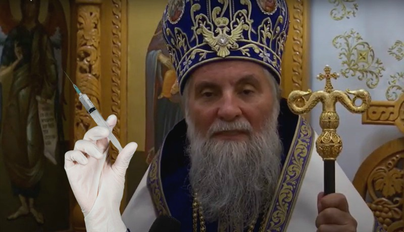 Vannak még csodák: egy ortodox metropolita épp nem hülyeségeket beszél a járvánnyal kapcsolatban