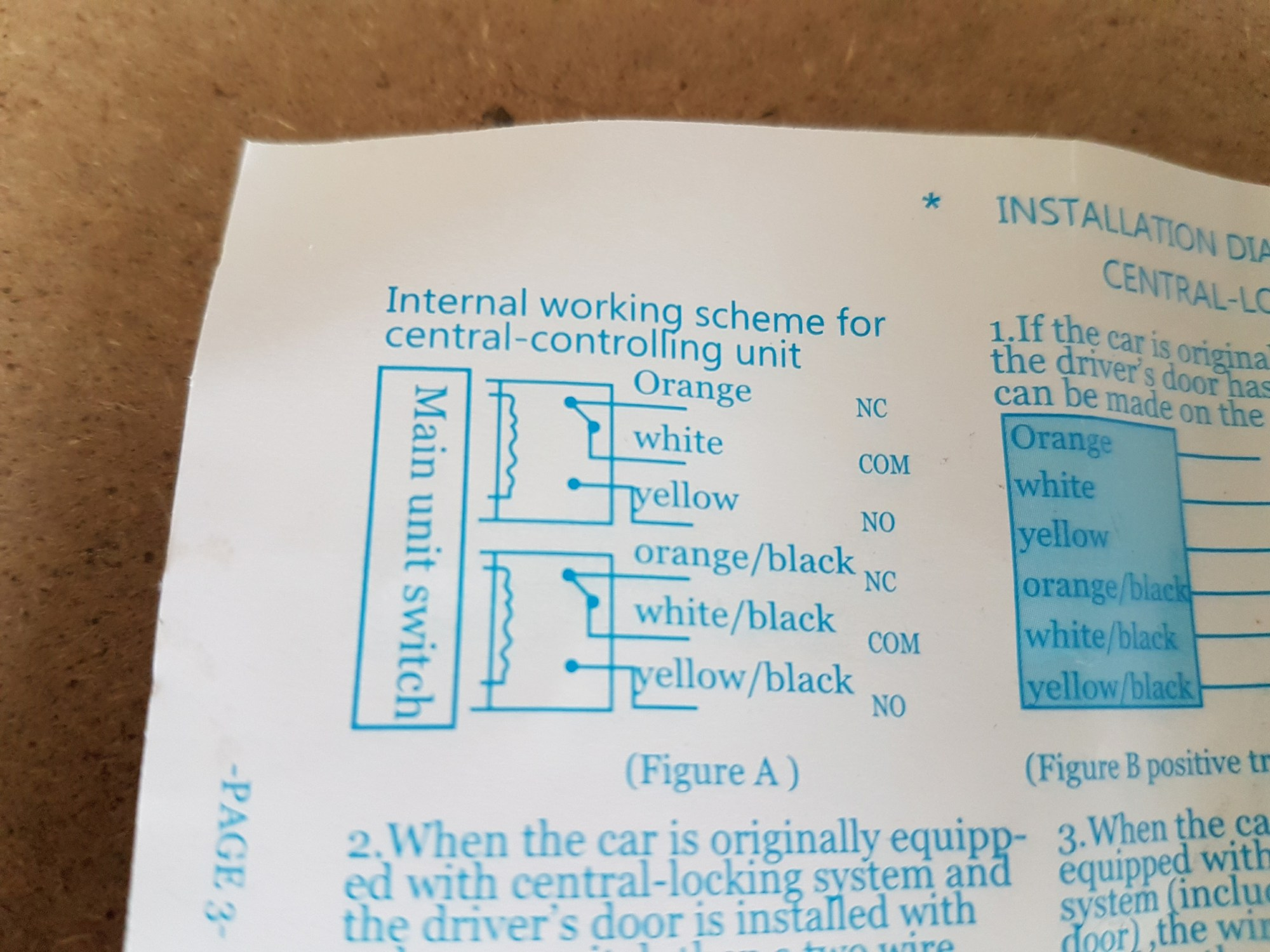 hight resolution of w202 central locking wiring diagram wiring libraryits basically 2 spdt relays connected actuated by a remote