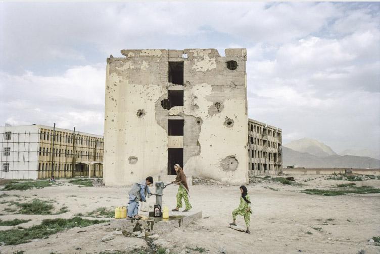 Galerie Valerie Traan, Pieter-Jan de Pue, Kings of Afghanistan