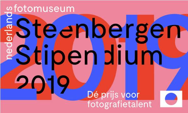 Steenbergen stipendium uitreiking Nederlands fotomuseum