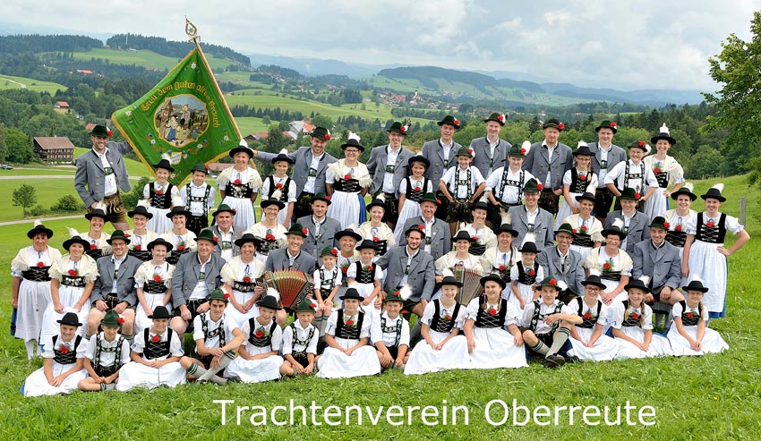 Trachtenverein Oberreute  Foto Atelier Hecke