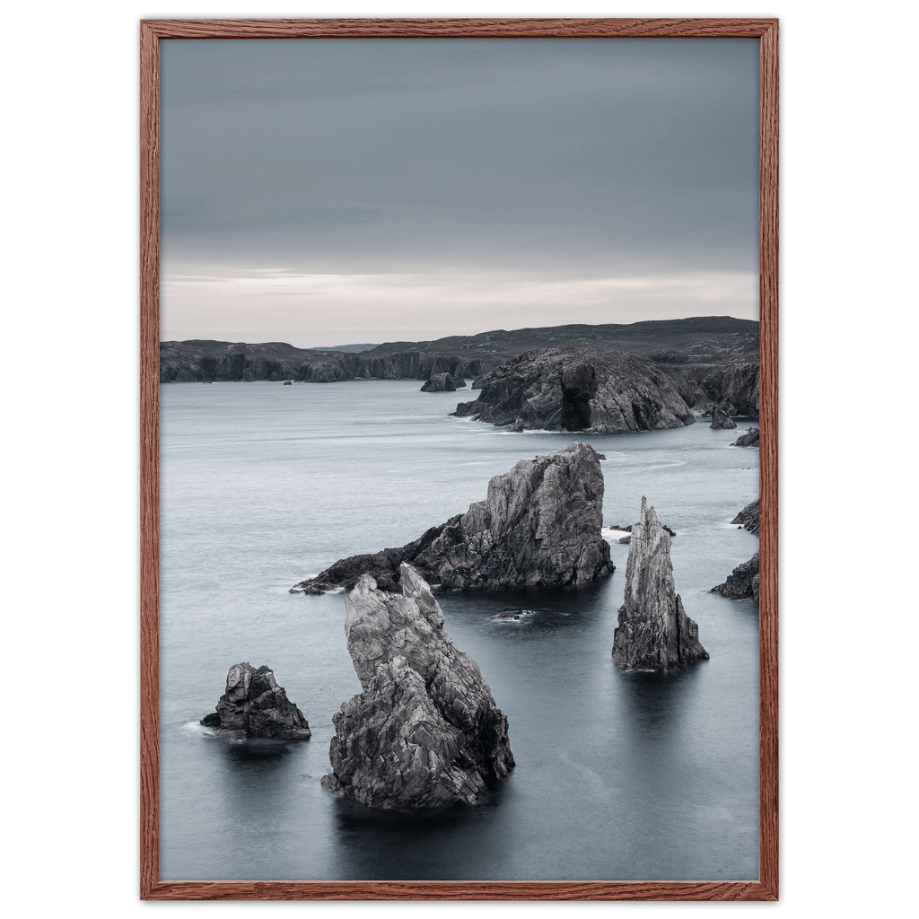 Outer Hebrides poster
