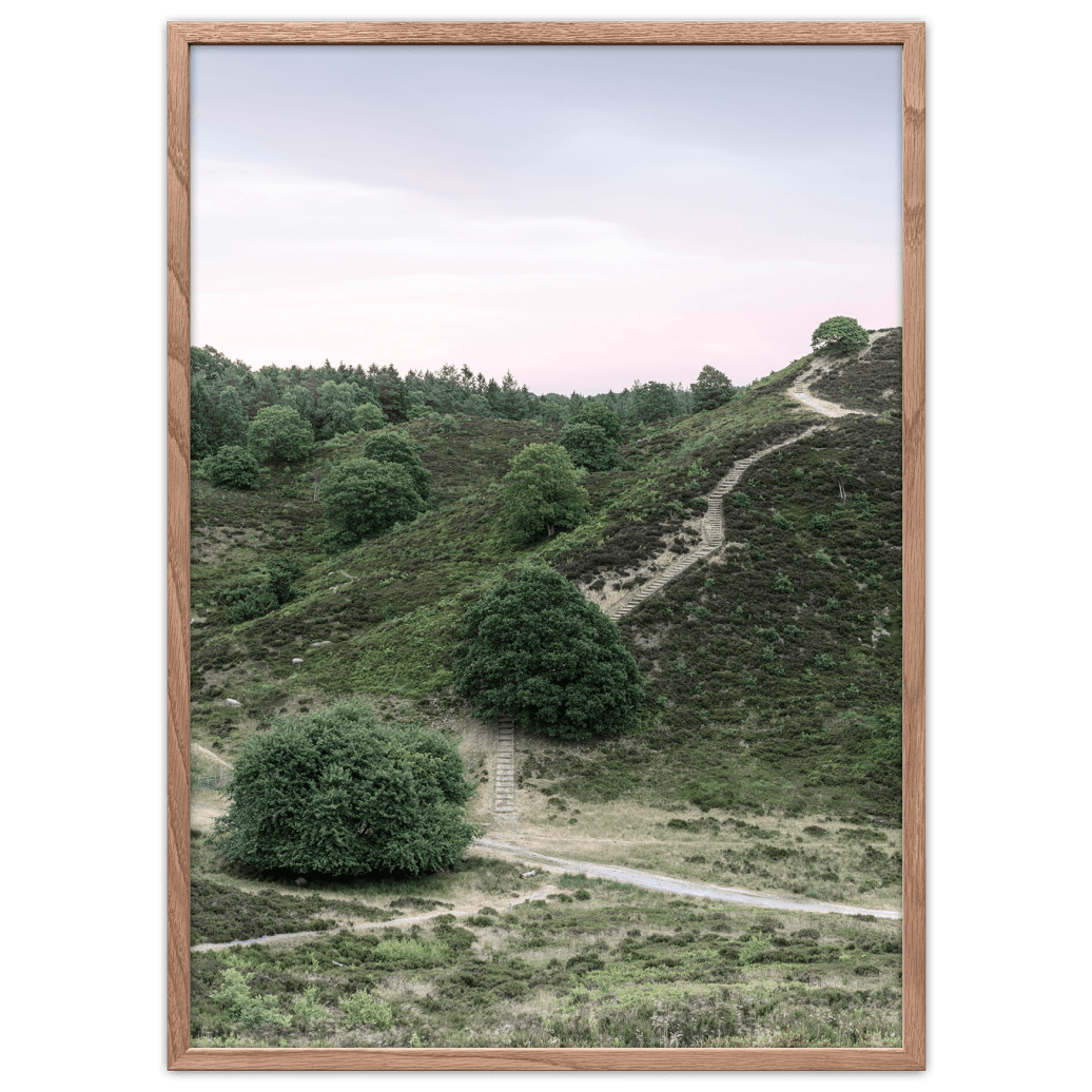 Stovbjerg Nature Poster