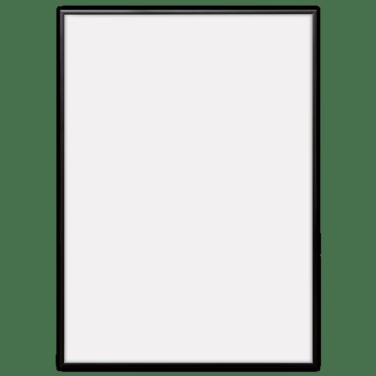 Frames in Black Aluminium