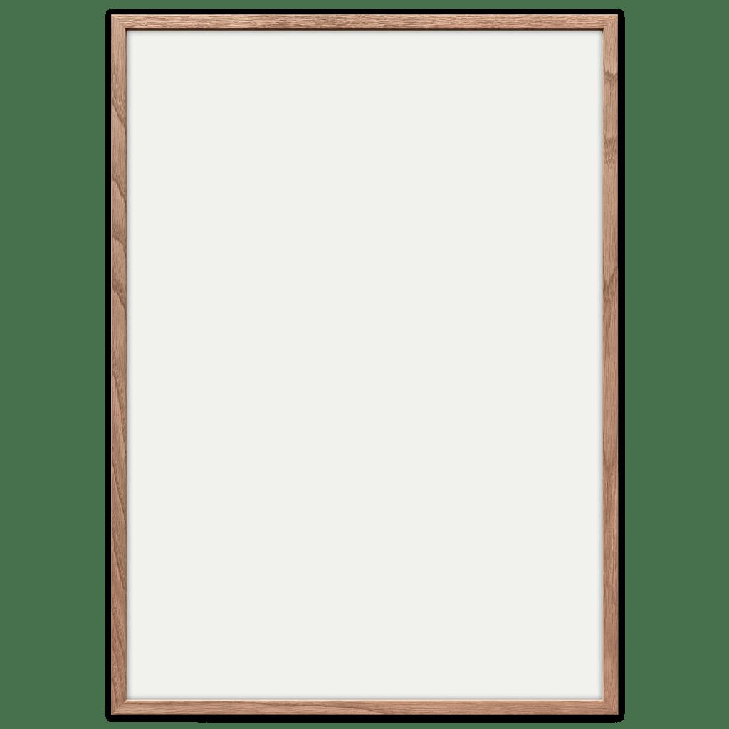 Natural Oak Frames