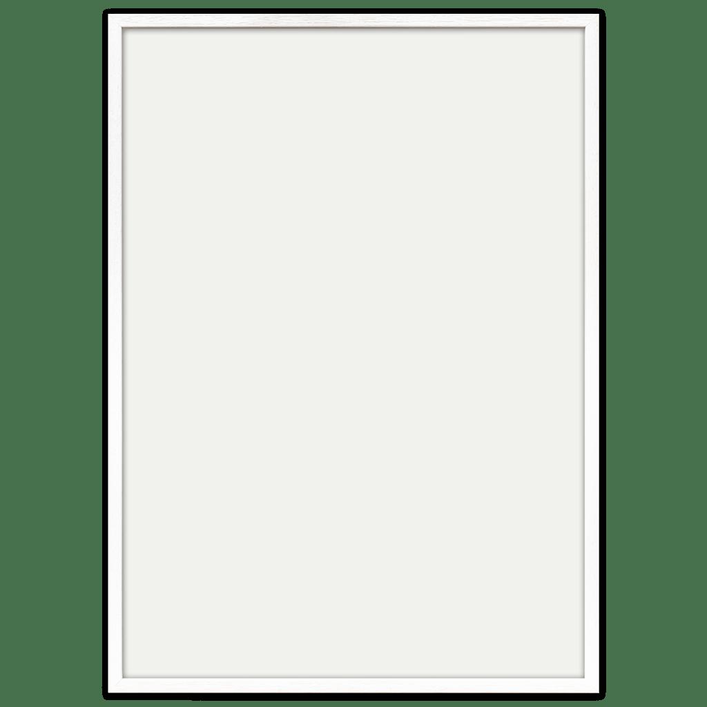 Frames in white oak