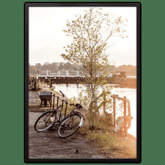 Cykel plakat