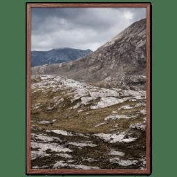Bjerg plakat