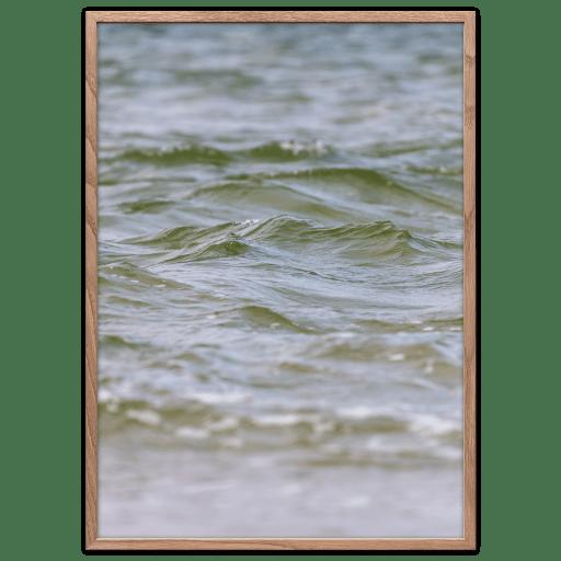 Kattegat plakat fotokunst