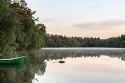Sommer ved søen Fotokunst