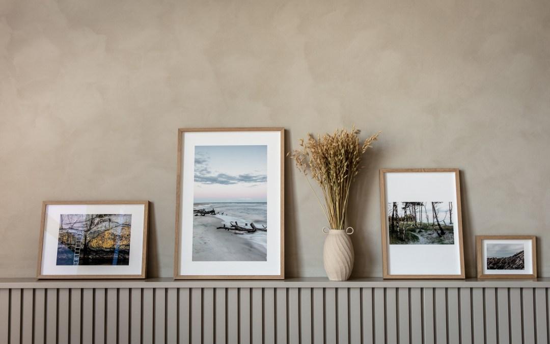 Vægpanel er perfekt til vores fotokunst