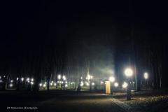 FOTO-Pstryk w plenerze - Goleniów Nocą [Luty 19] - Kazimiera Charzyńska 018b