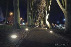 FOTO-Pstryk w plenerze - Goleniów Nocą [Luty 19] - Urszula Macul 002b
