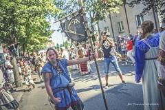 XXIV Festiwal Słowian i Wikingów [Sierpień 18] 0270b