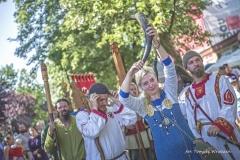 XXIV Festiwal Słowian i Wikingów [Sierpień 18] 0282b